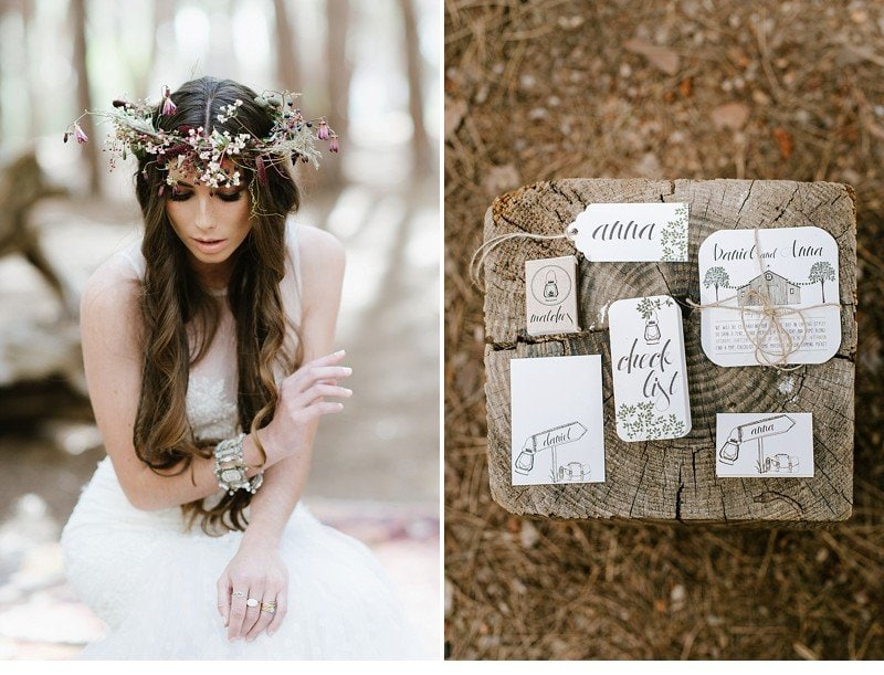 enchanted forest inspiration styled shoot 0006
