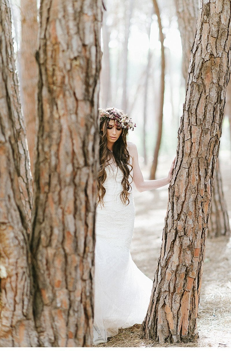 enchanted forest inspiration styled shoot 0015