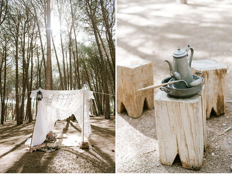 enchanted forest inspiration styled shoot 0018