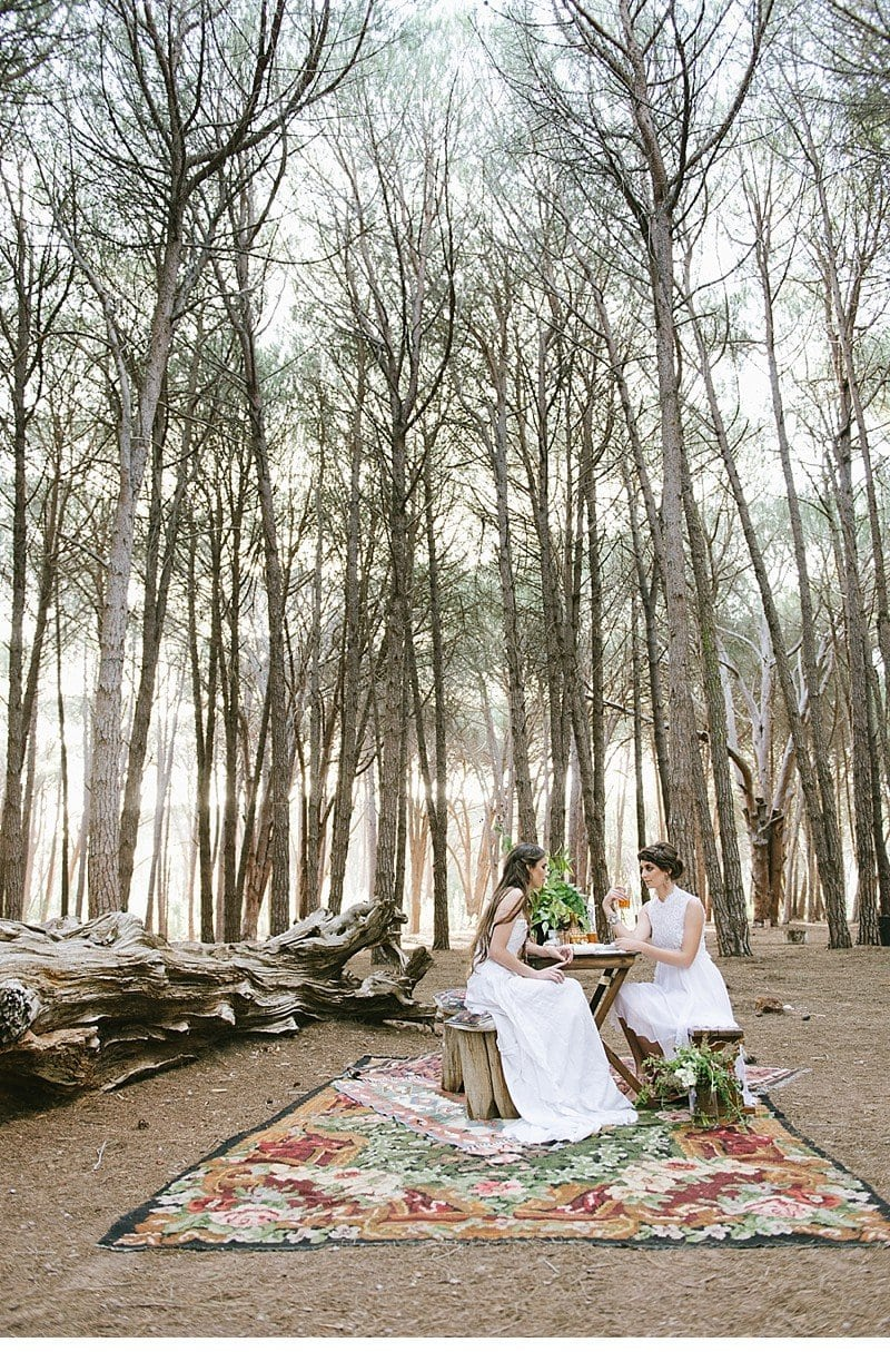enchanted forest inspiration styled shoot 0035