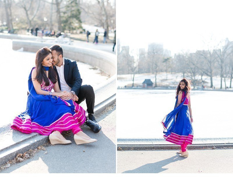 swetha arun engagement new york 0004