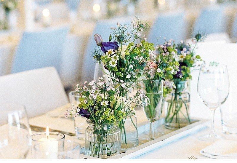 Wiesenblumen-Hochzeit in Salzburg von Siegrid Cain Photography