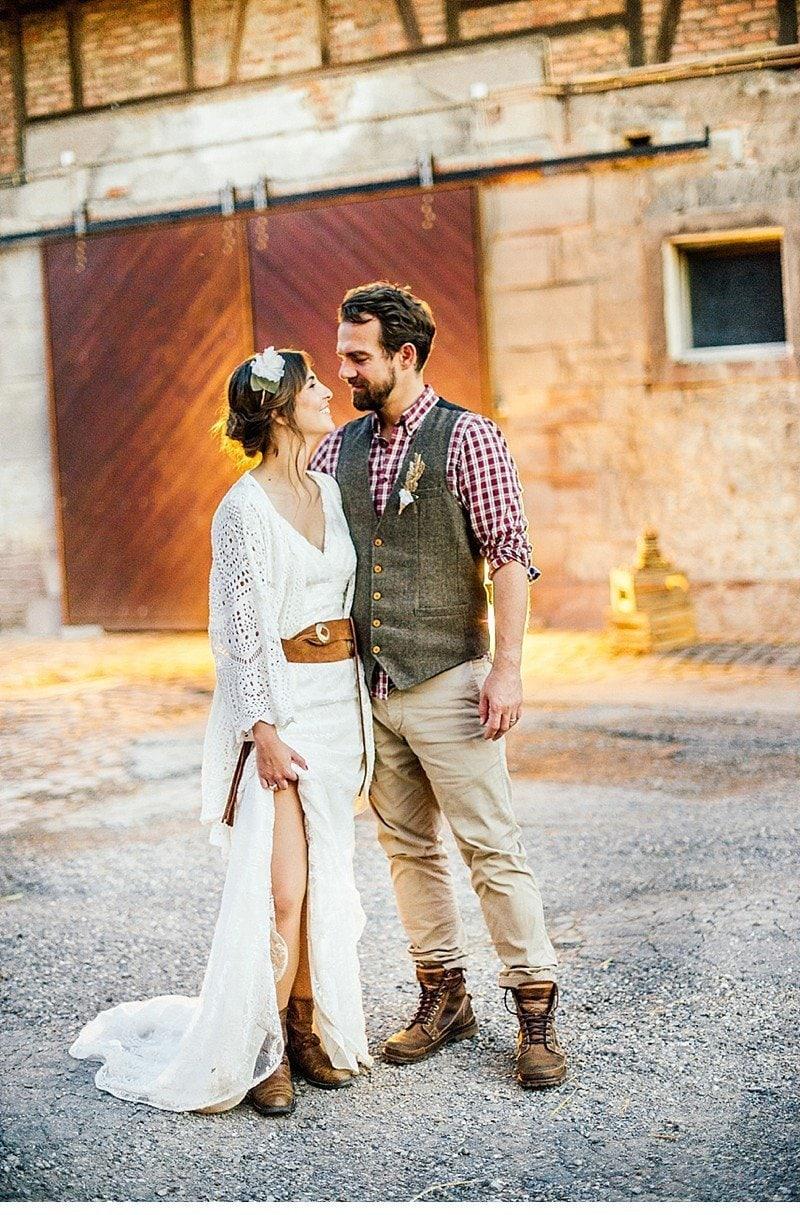 Country Wedding Inspirations Shoot von Die Hochzeitfotografen
