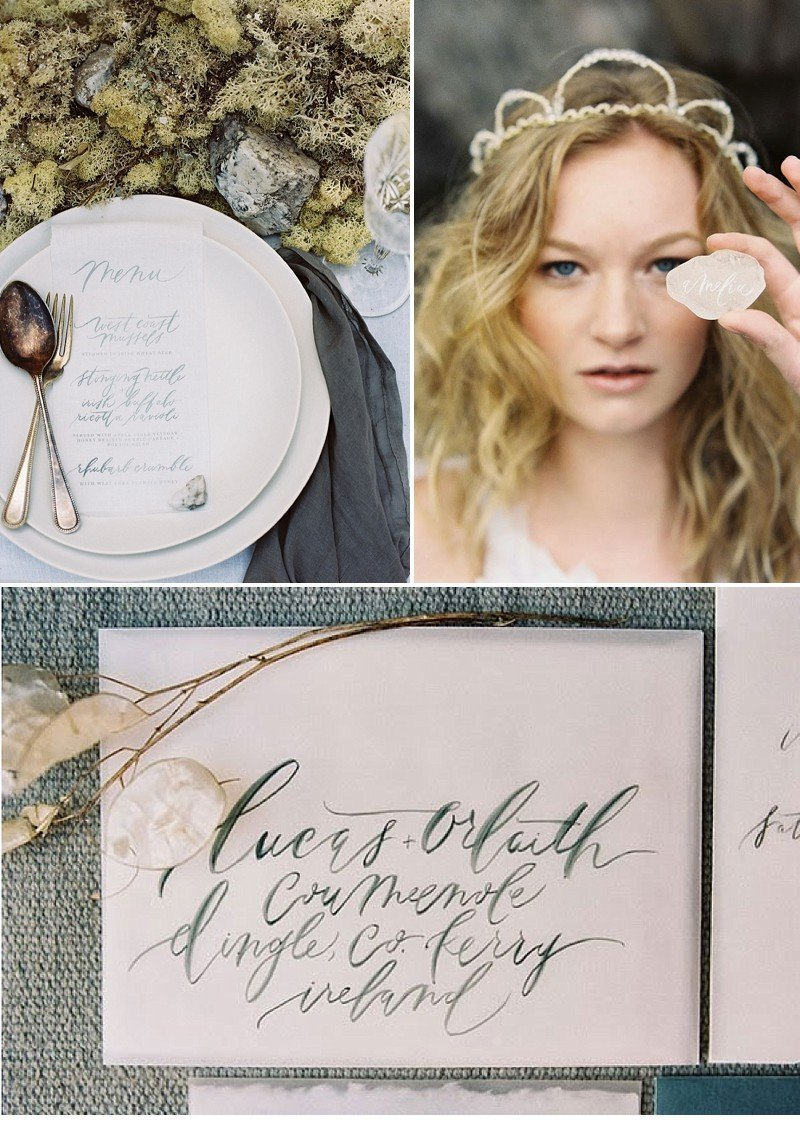 calligraphy wedding invitation 0022