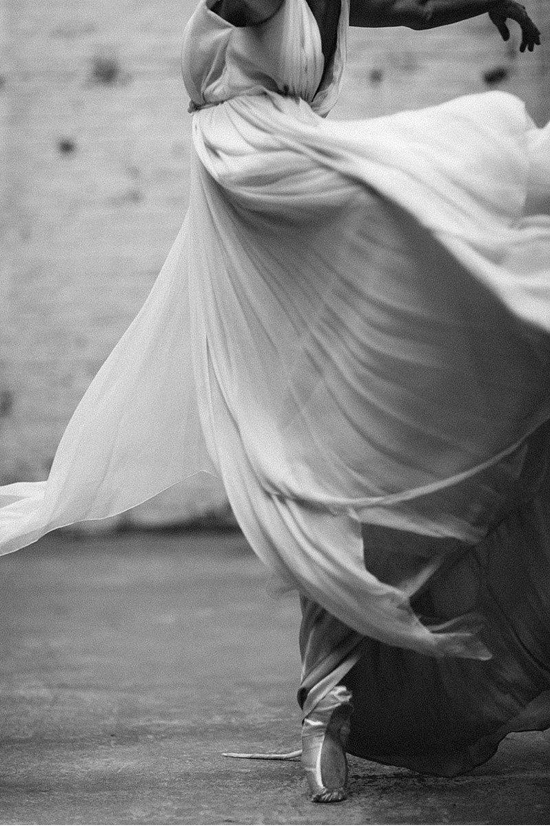 ballet inspired wedding ideas 0008