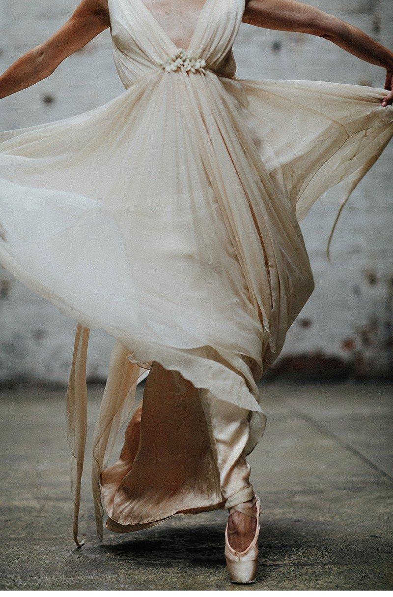 ballet inspired wedding ideas 0014