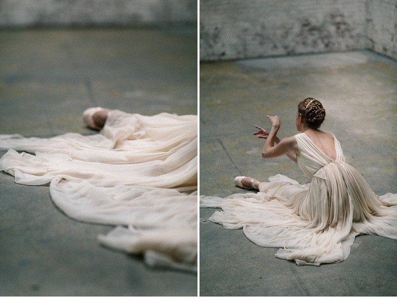 ballet inspired wedding ideas 0015