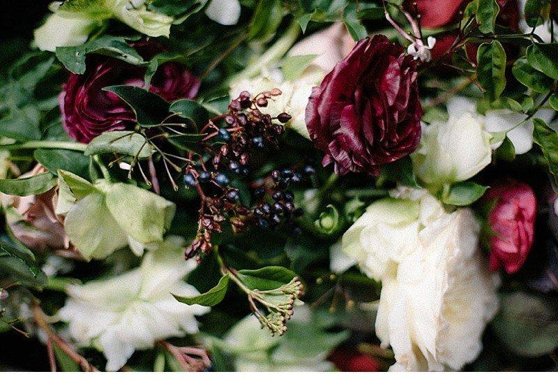 ballet inspired wedding ideas 0056