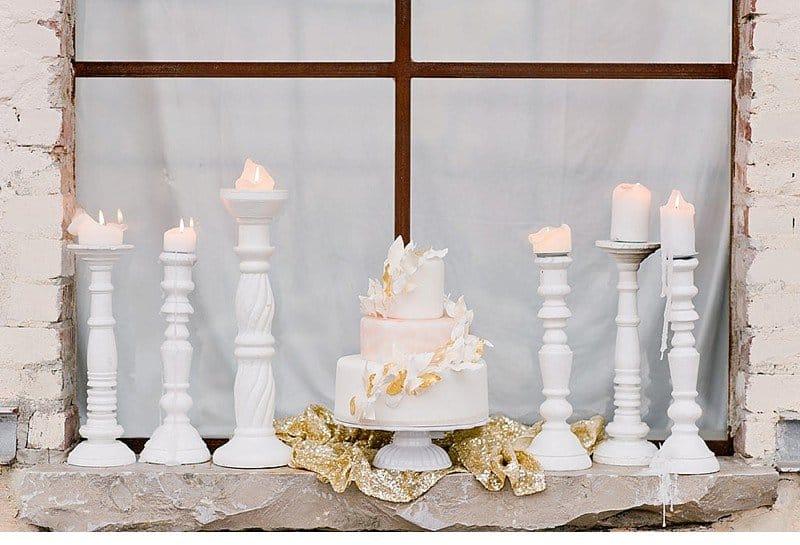 organic gliiter wedding inspiration 0035