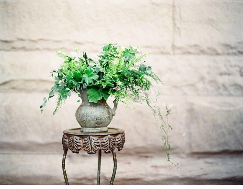 lush natural wedding inspiration 0010a