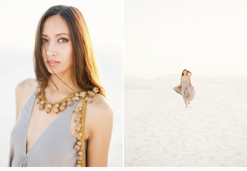 white sands bridal desert shoot 0020