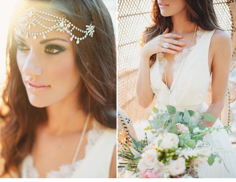 boho beach wedding inspiration 0002a