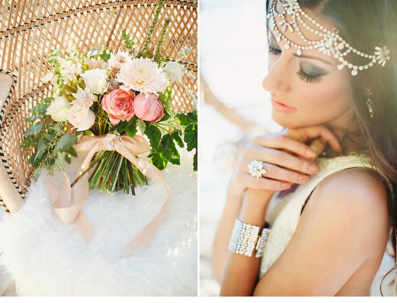 boho beach wedding inspiration 0005