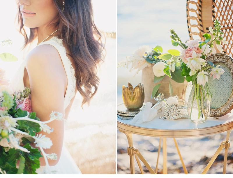 boho beach wedding inspiration 0011