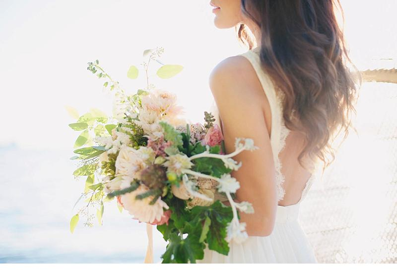 boho beach wedding inspiration 0012