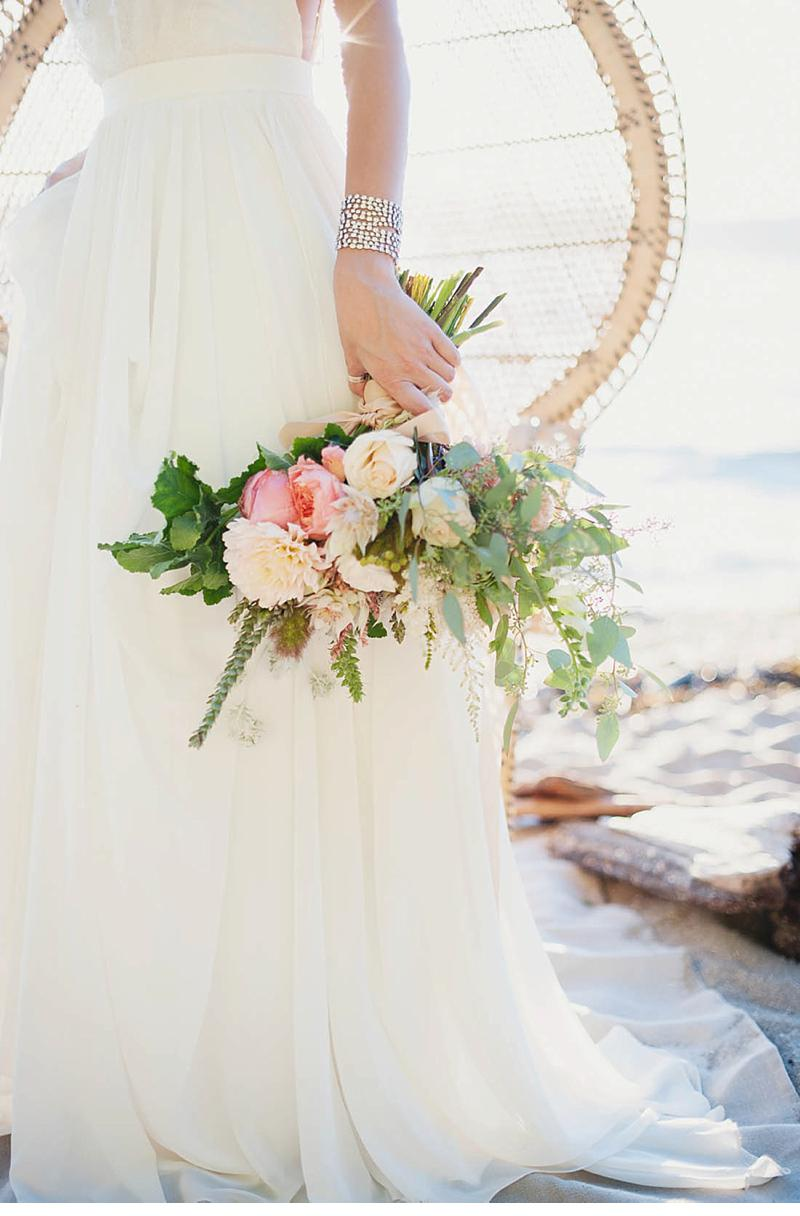 boho beach wedding inspiration 0016a