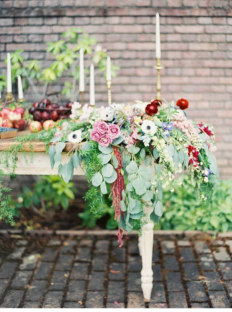 secret garden wedding inspiration 0008