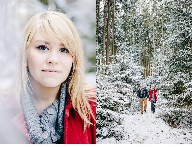 engagement im schnee 0013