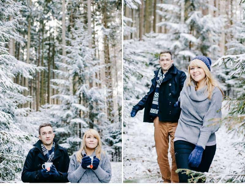 engagement im schnee 0015