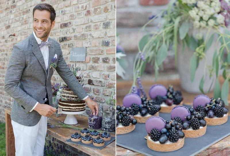 Der Duft von Lavendel, Inspirationsshoot von Laboda Wedding Photography