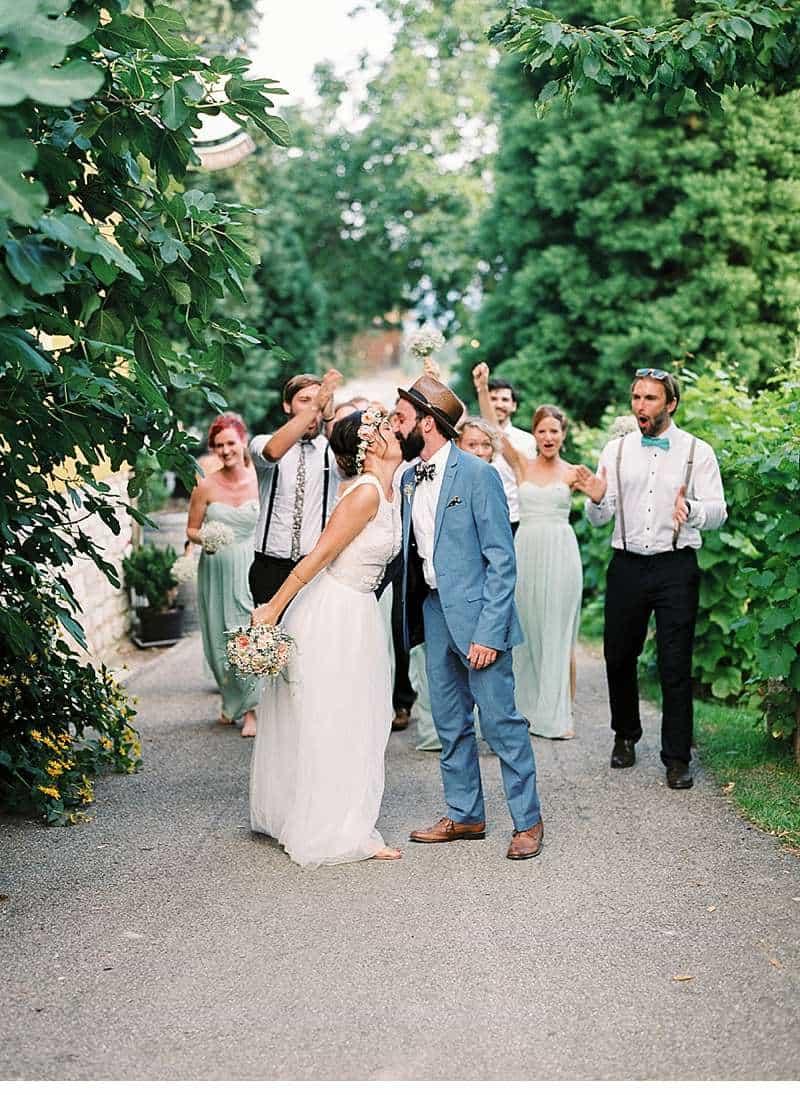 Sabi Und Daniel Hochzeit In Den Steirischen Weinbergen Von Melanie