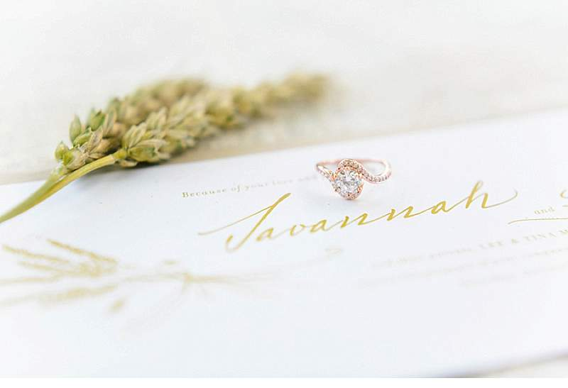 Golden Grasses; Styled Shoot