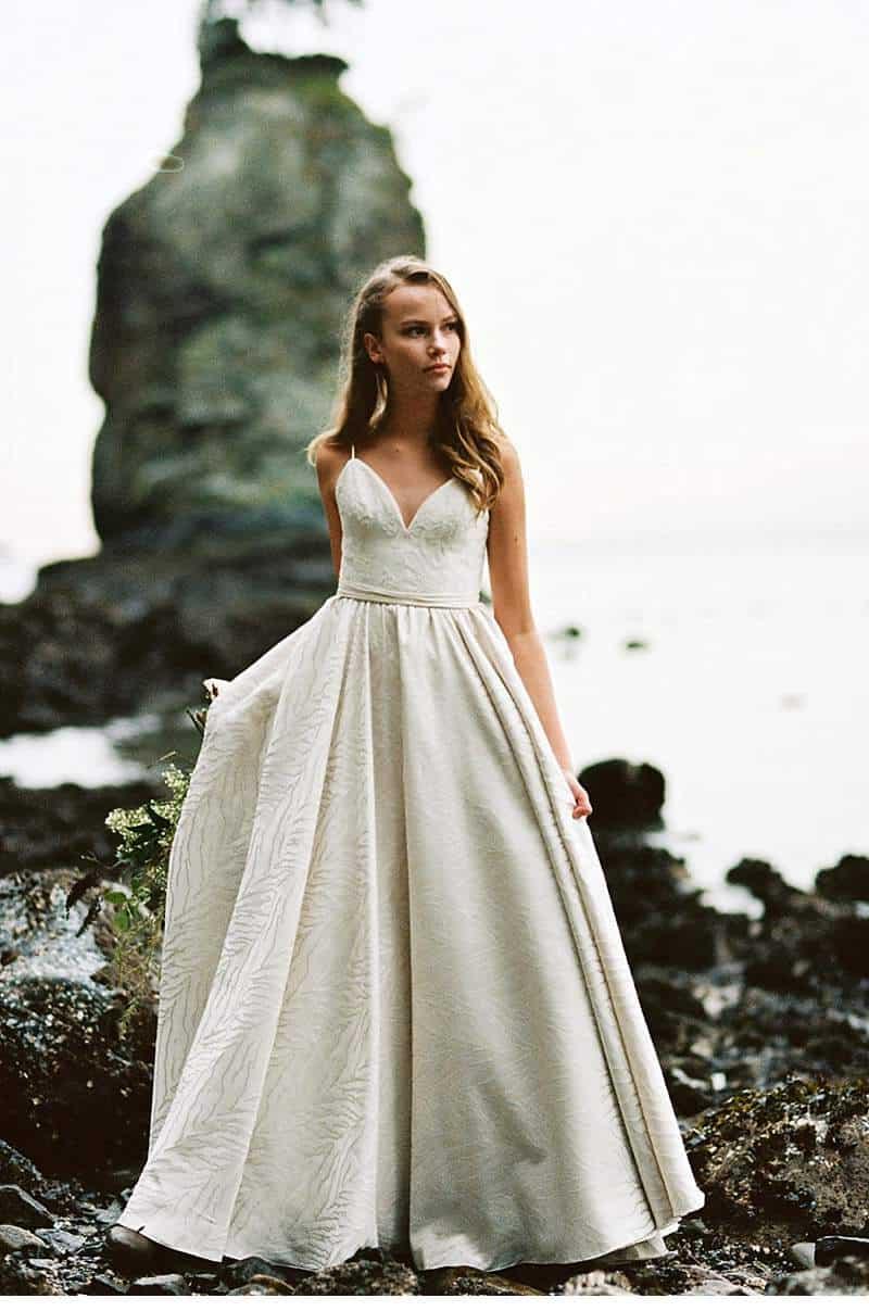 Das kanadische Brautmodenlabel Truvelle erobert Europa