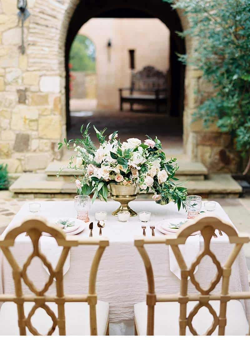 Creamy Terra Cotta Wedding Inspirations