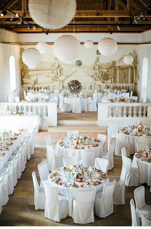 Sandra Und Nicolas Vintage Hochzeit Auf Schloss Altenhof