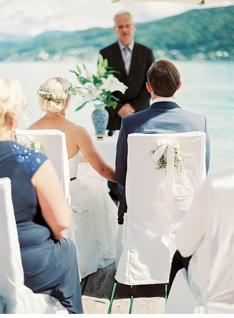 Kat And Tom-Wedding Dream On Lake Wörthersee