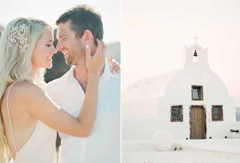 Sarah und Andy – Honeymoon auf Santorin von Gert Huygaerts Photography