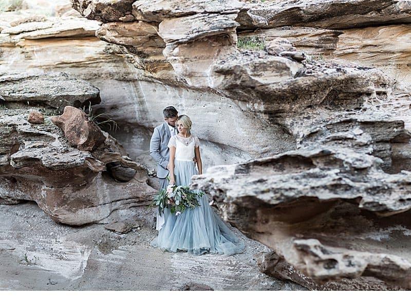 Hochzeits Inspirationen Im Zion National Park Von Tyler