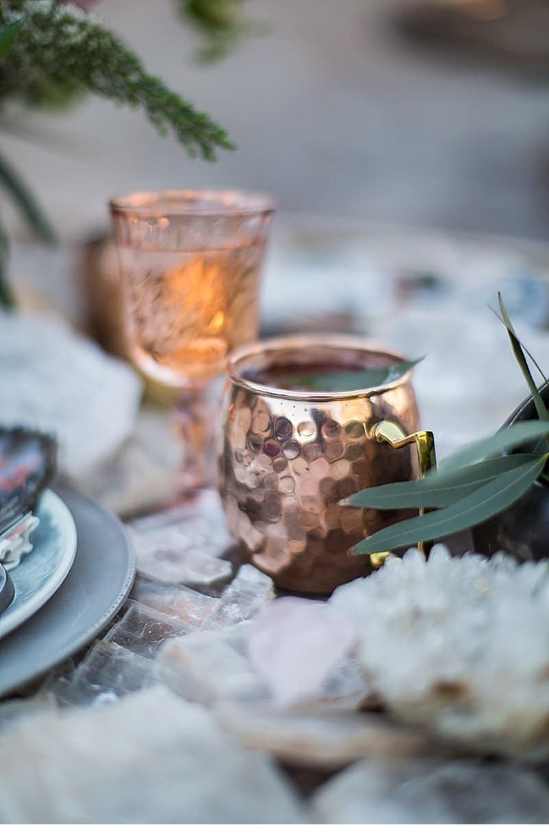 Romantic Wedding Inspirations At Zion National Park By