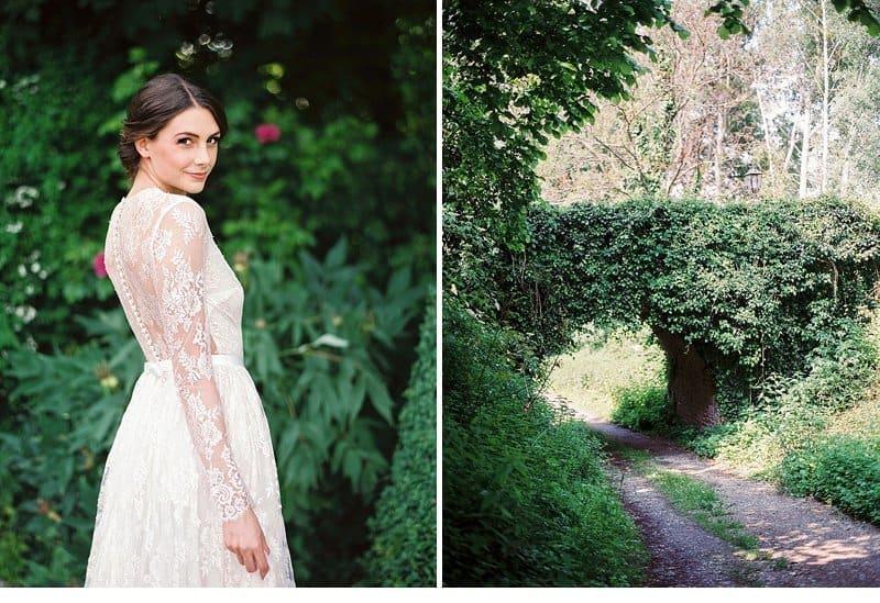 Secret Garden - Beautiful Yard Wedding Inspirations by Vera Lipnik ...