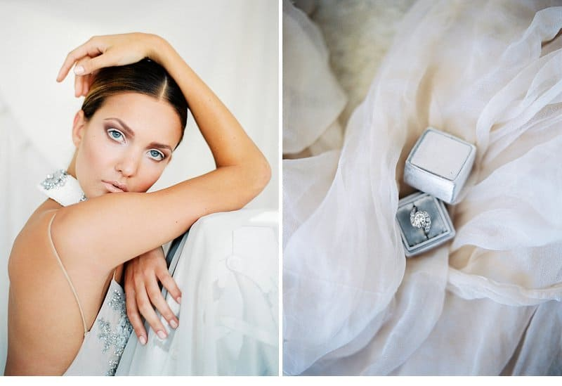 Extravagant Bridal Inspirations by peaches & mint by Pia Clodi