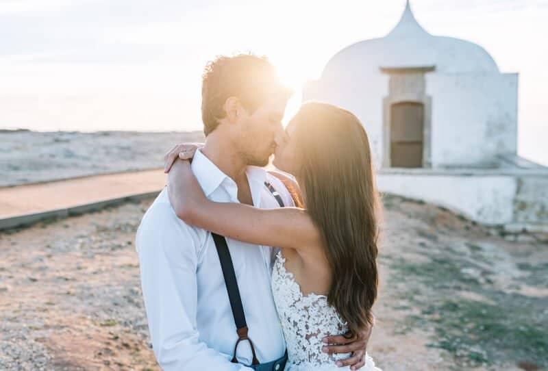Fabio und Patricia – innige Liebesgefühle in Portugal von Laboda Wedding Photography