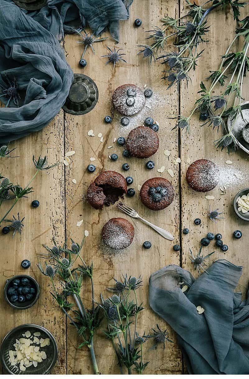 Mini lava kuchen