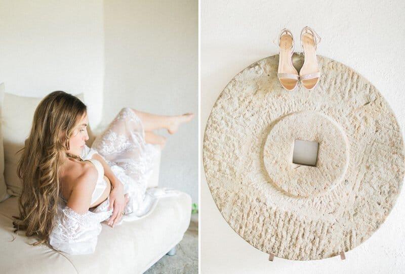 Stilvolle Boudoir Session in der Toskana mit Weddingy by Silke und Diana Frohmüller
