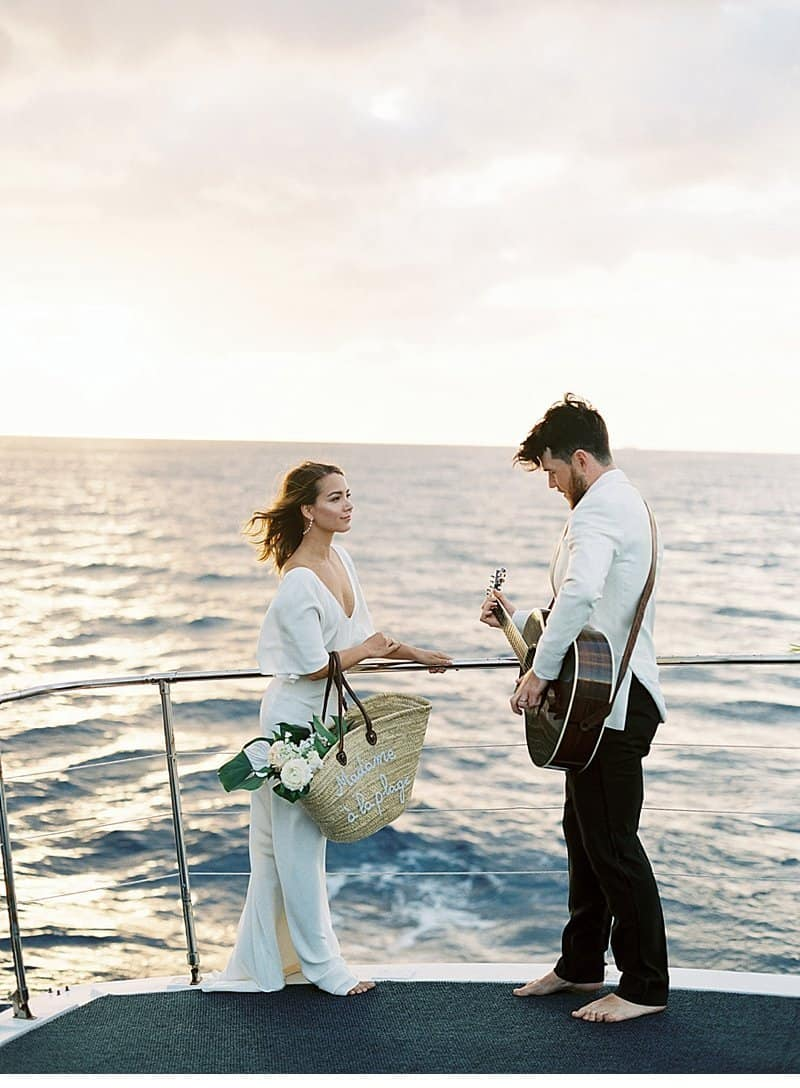 Elopement on the Ocean by Ingavedyan Photography