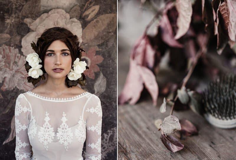 Romantischer Blütenzauber mit Amy Nicole und Lara Lam Photography