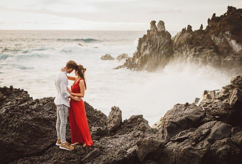 Intimität Leidenschaft und Engagement