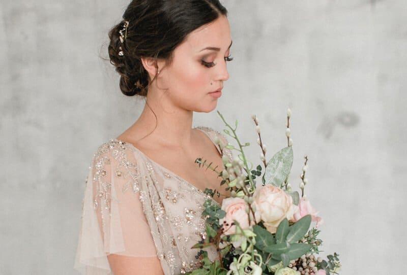 Die Ästhetik einer Minimalistischen Braut von Diana Frohmüller Photography