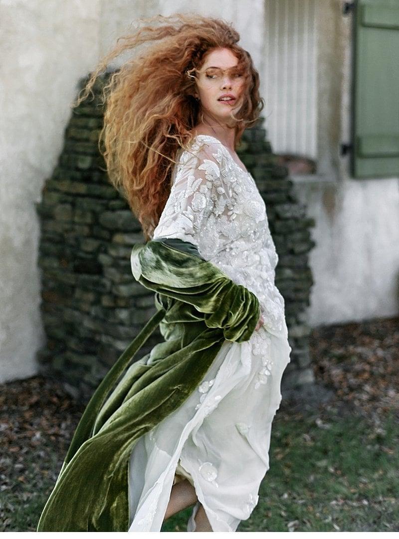 Irische Brautinspirationen von Kelle Sauer Photography