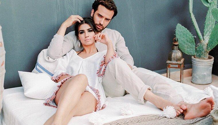 Couple Shoot aus 1001 Nacht von Karina Papadopoulos