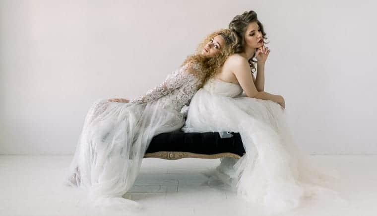 Brautmode der Extravaganz von Diana Frohmüller Photography