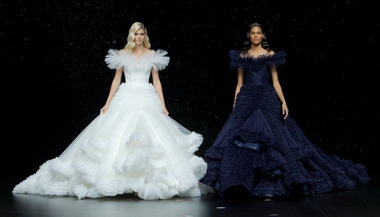 Pronovias Bridal Fashion Show – Beyond the Stars