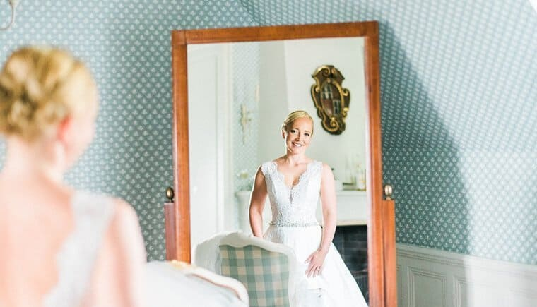Elegante Schlosshochzeit von Die Hochzeitsfotografen