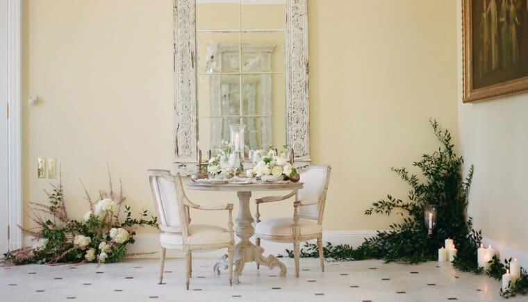 Schloss Romantik in der Provence von Tamara Gruner Photography