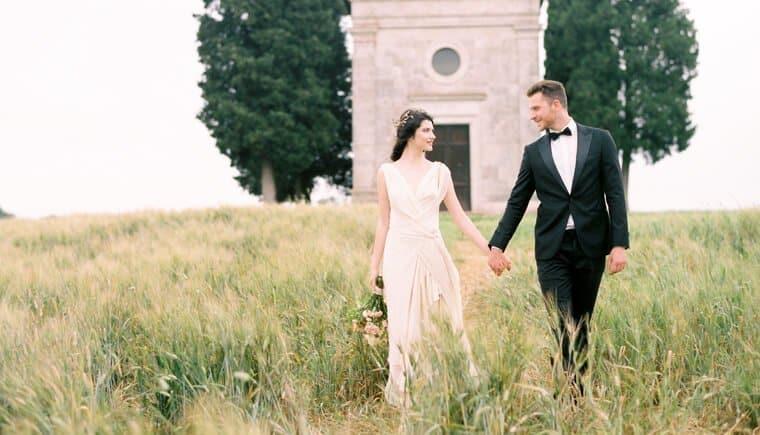 Zeitlose Eleganz in der Toskana von Weddings by Silke und Melanie Osorio