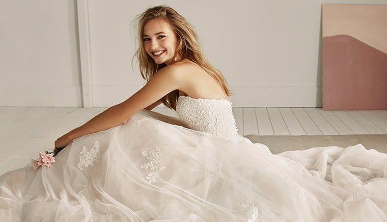Hinreißende Kleider von White One für die jugendliche und moderne Braut